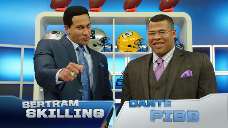 WHO WILL WIN? - BERTRAM SKILLING AND DANTE PIBB SHARE THEIR PICKS