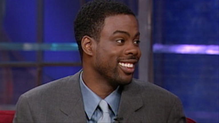 CHRIS ROCK ON THE DAILY SHOW - #TBT: WATCH HIS PAST INTERVIEWS