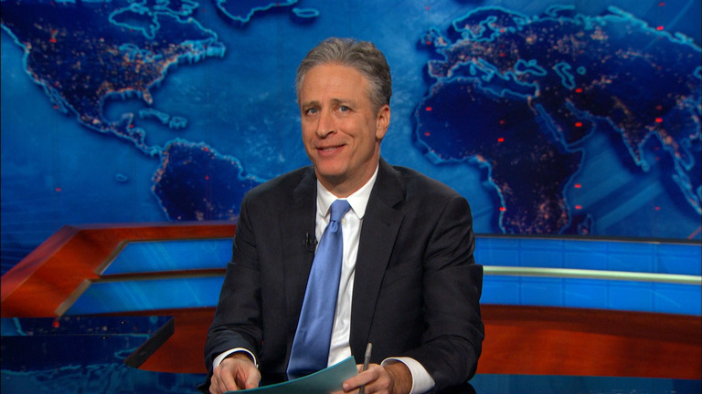 MEDIUM-HITTING NEWS - CATCH UP WITH THE DAILY SHOW