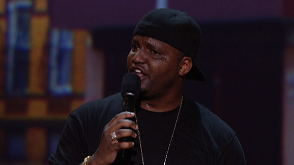 CC Presents: Aries Spears