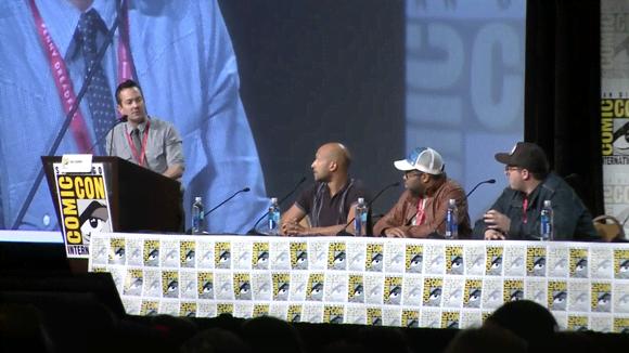 Exclusive - Comic-Con 2014 - Key & Peele Panel - Uncensored