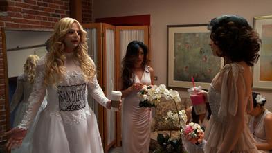 Liz's Wedding/Please God