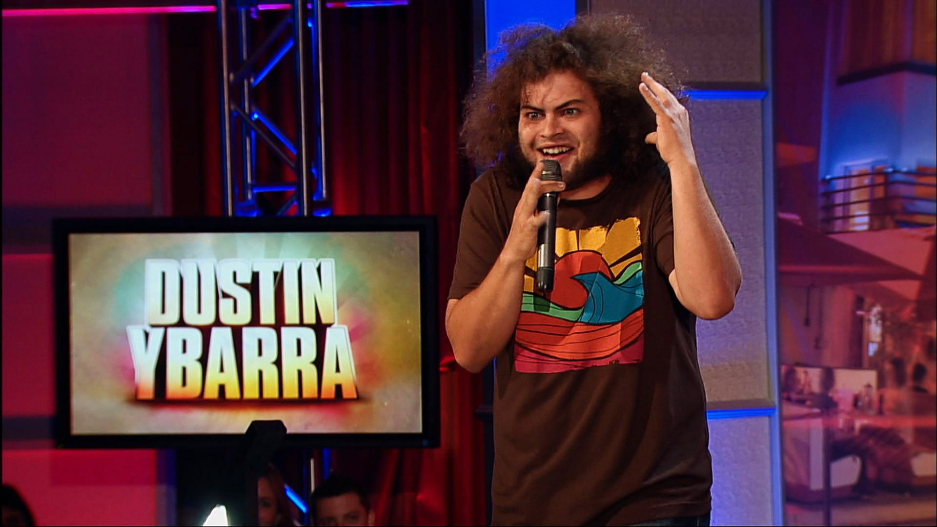 Dustin Ybarra Stand Up Comedian Comedy Central Stand Up